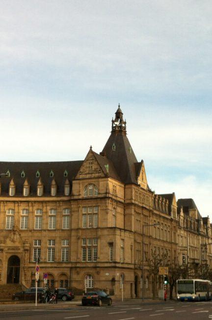 Luxemburg-Stad bezienswaardigheden