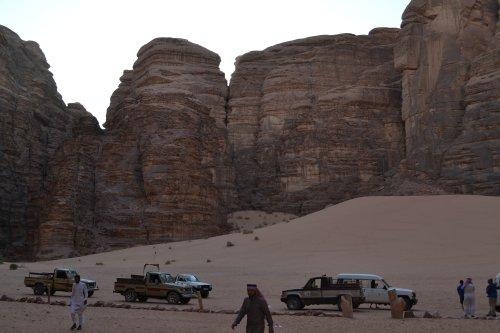 Bedoeïenenkamp Wadi Rum