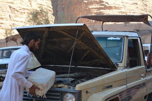 Jeeptour Wadi Rum