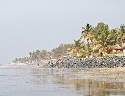 Vaccinaties Gambia