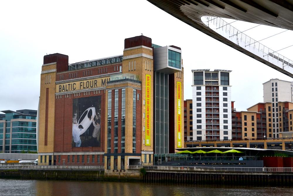 Wat te doen in Newcastle: Baltic Centre