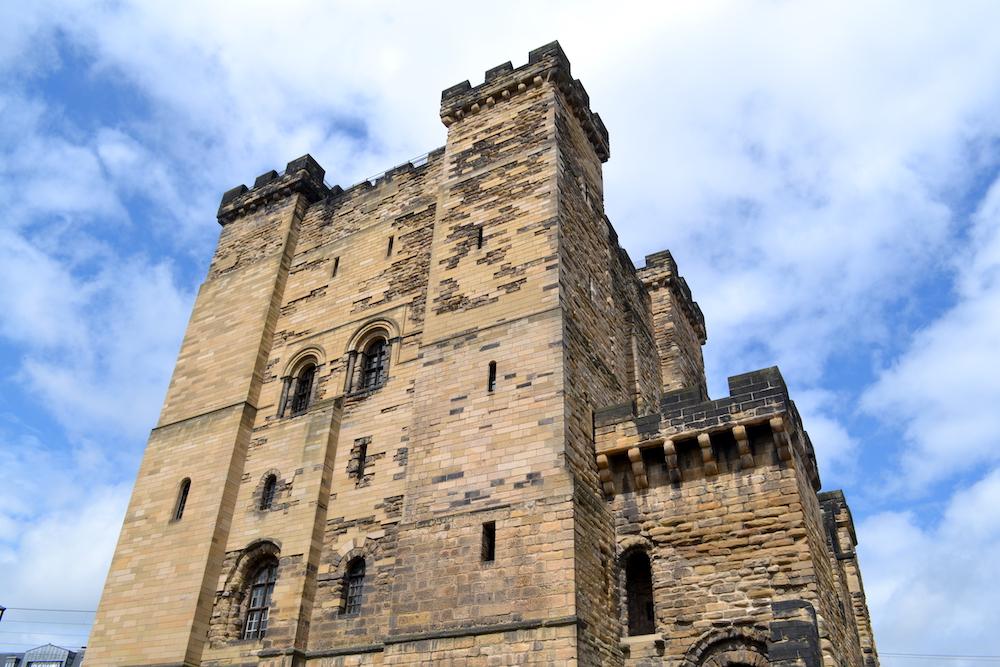Wat te doen in Newcastle: Castle