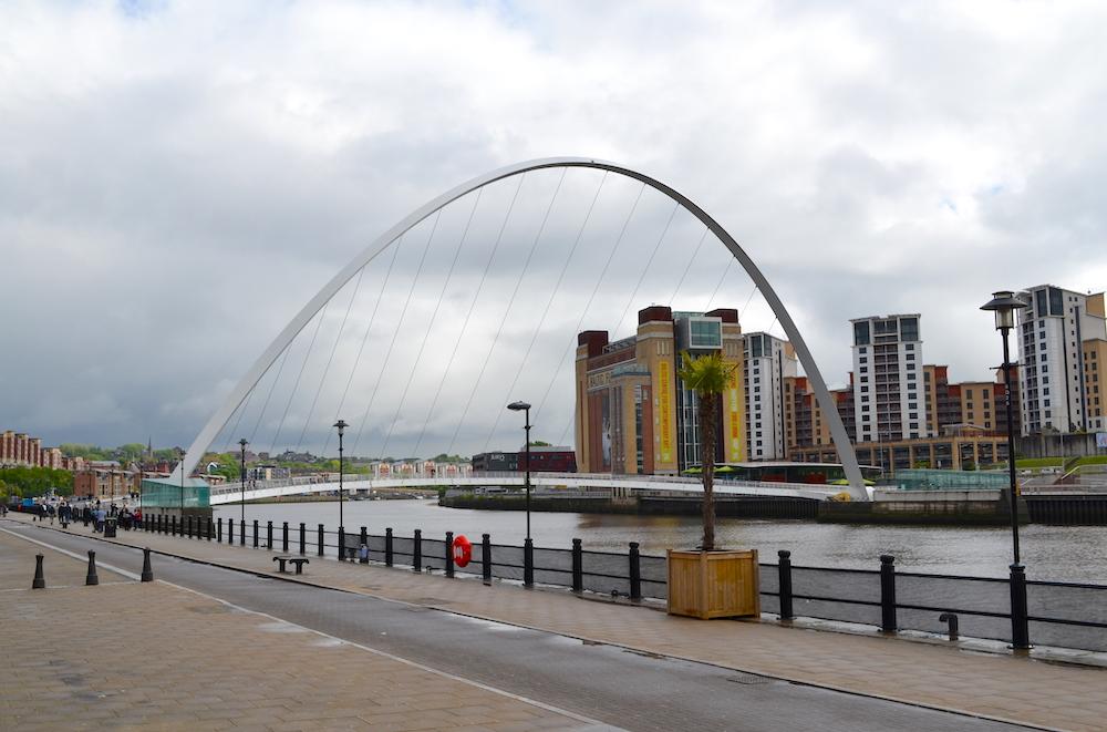 Wat te doen in Newcastle: Millennium Bridge