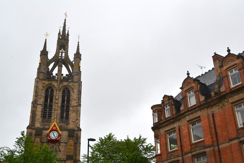 Wat te doen in Newcastle: St. Nicholas Cathedral