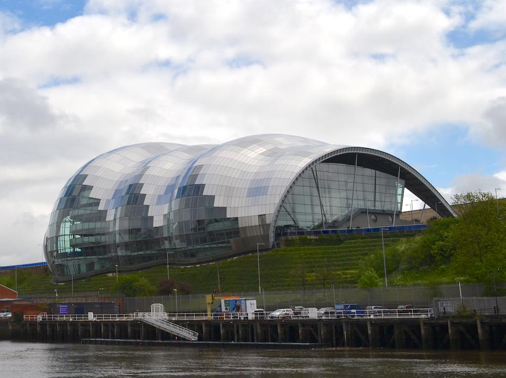 Wat te doen in Newcastle: The Sage