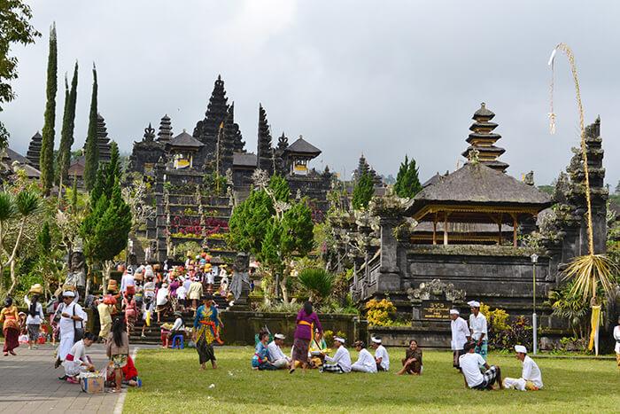 Bali bezienswaardigheden: Pura Besakih