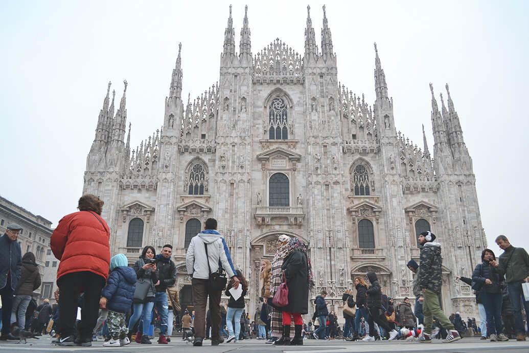 Weekendje weg alleen: Milaan