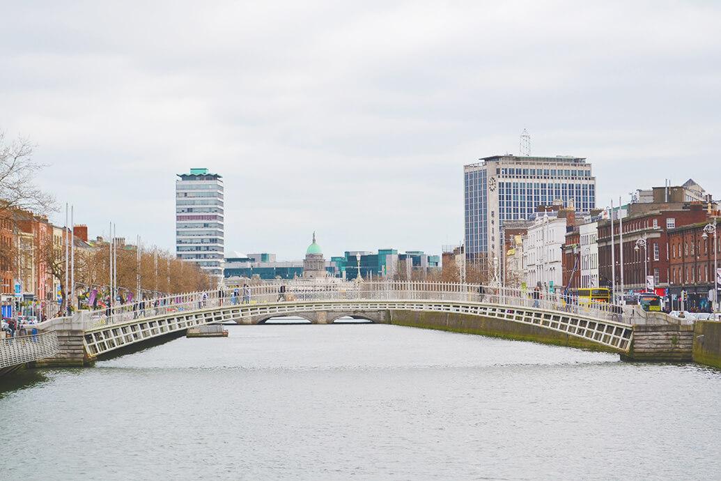 Weekendje weg alleen: Dublin