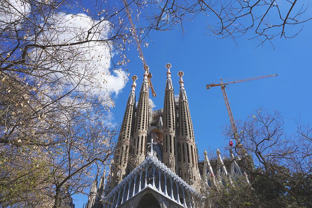 Weekendje weg alleen: Barcelona