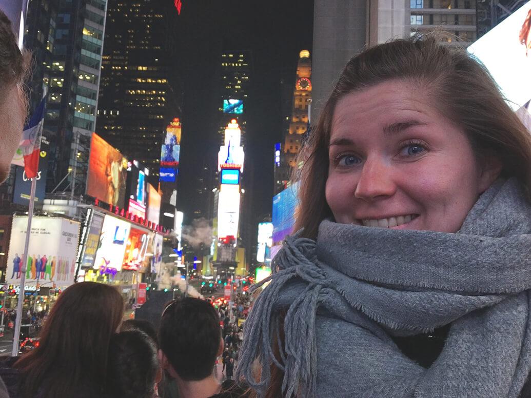 Weekendje weg alleen: New York