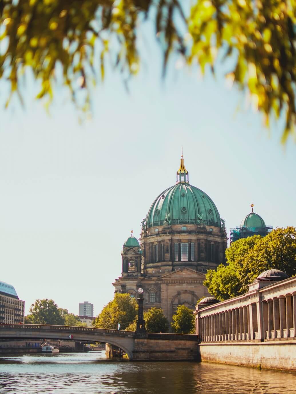 Weekendje weg alleen: Berlijn