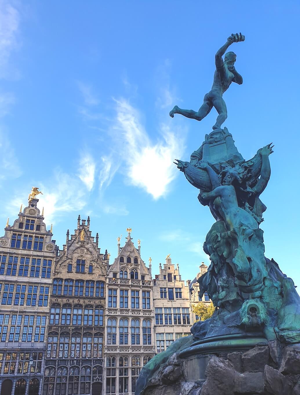 Weekendje weg alleen: Antwerpen