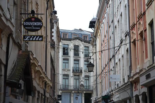 1 dag in Lille