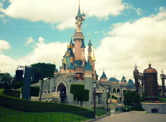 Geld besparen Disneyland