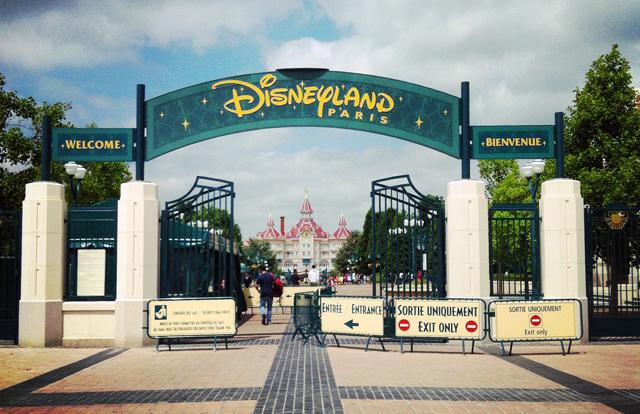 gratis parkeren Disneyland Paris