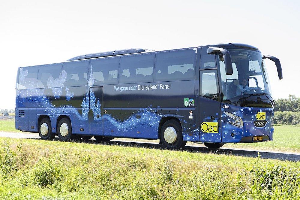 Goedkoop naar Disneyland Parijs: bus