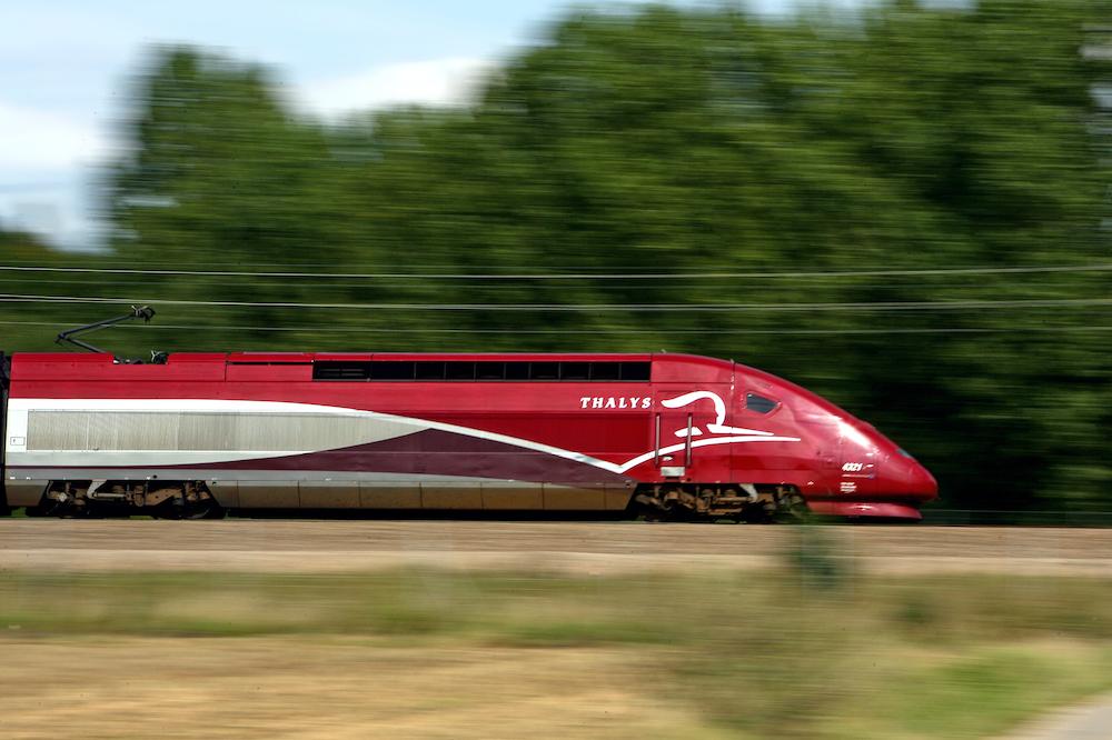 Goedkoop naar Disneyland Parijs: trein