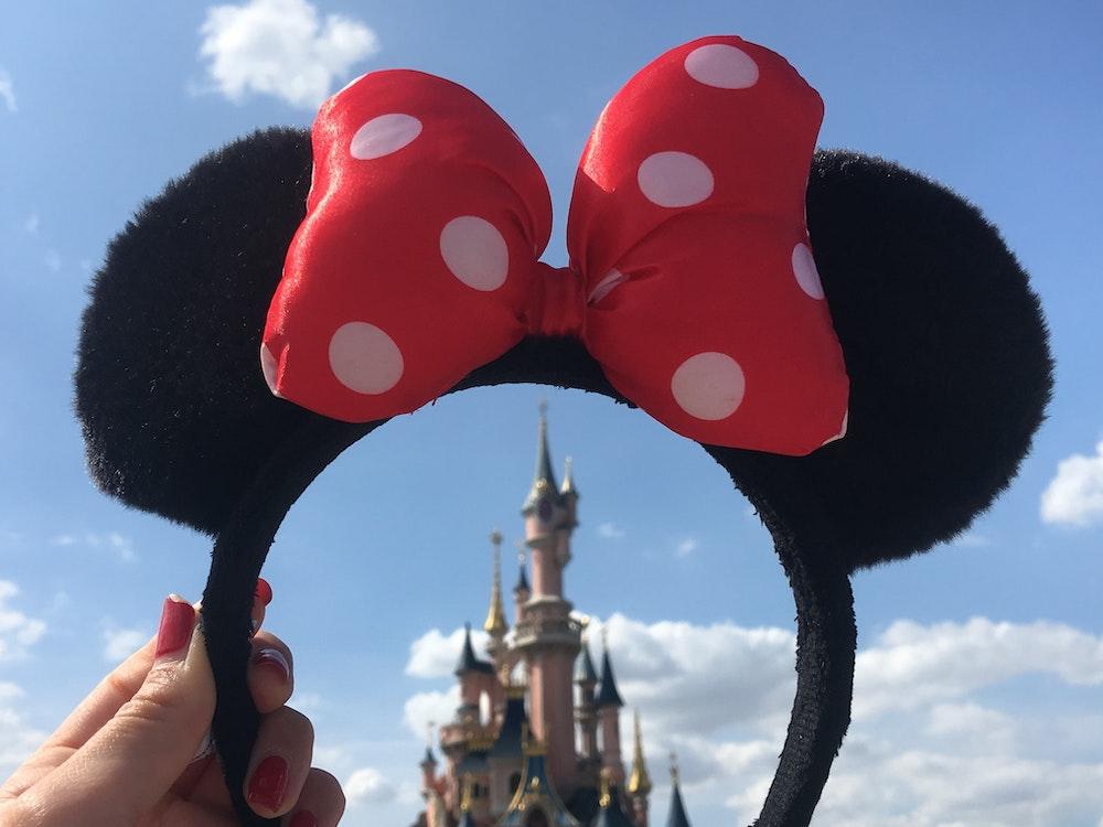 Goedkoop naar Disneyland Parijs