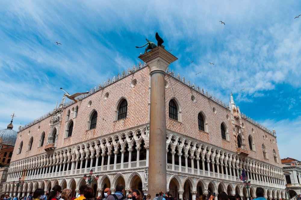 Wat te doen in Venetie: Dogepaleis