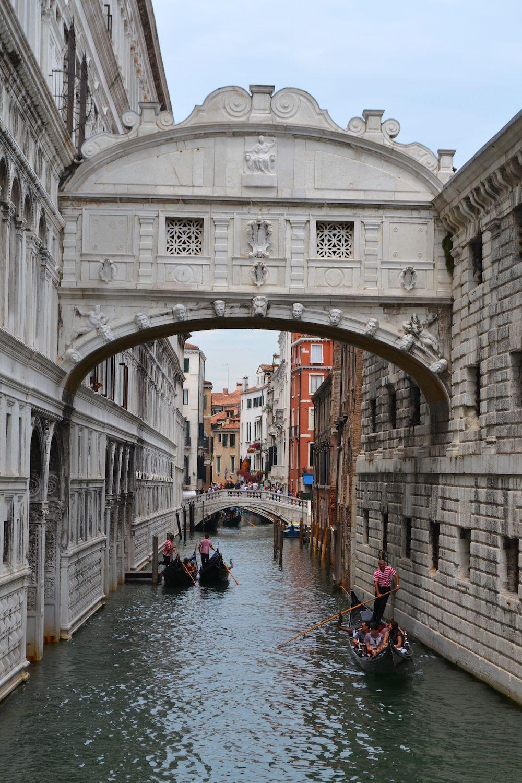 Wat te doen in Venetie: Brug der Zuchten