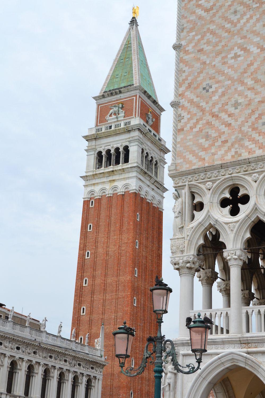 Wat te doen in Venetie: Campanile