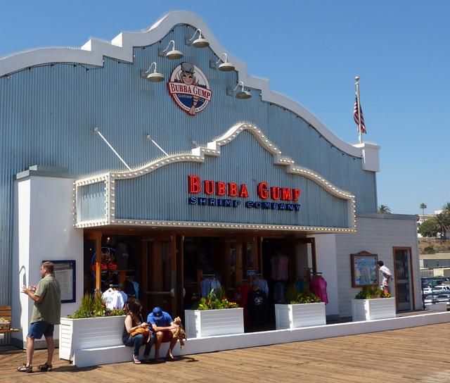 Bubba Gump Santa Monica