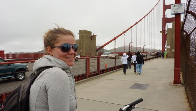 Fietsen San Francisco