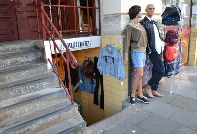 Bezienswaardigheden Hamburg: Vintage shoppen Hamburg