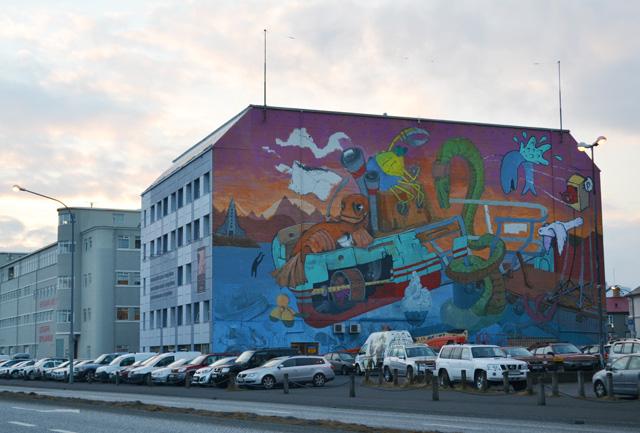 Bezienswaardigheden Reykjavik