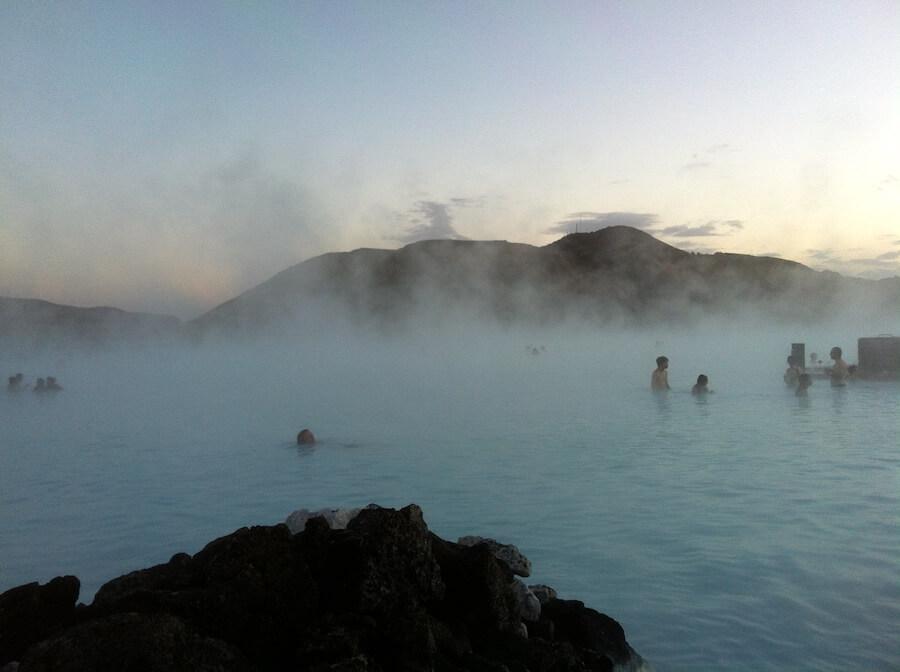 Roadtrip IJsland: Blue Lagoon