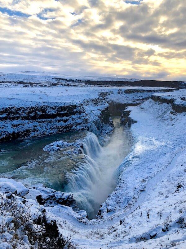 Roadtrip IJsland: Gullfoss