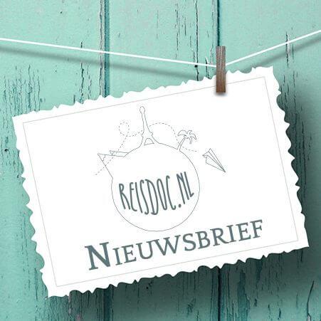 Reisdoc.nl nieuwsbrief