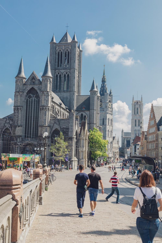 Stedentrip Gent