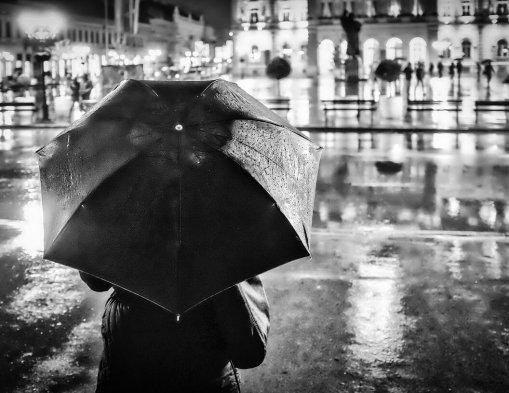 Regen tijdens je stedentrip