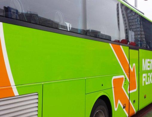 Met de bus op reis - ervaring