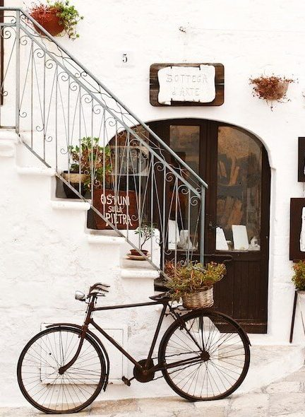 Bezienswaardigheden Puglia