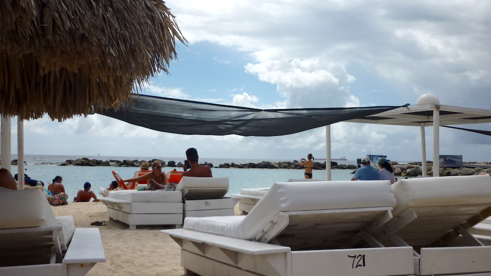 Leukste stranden Curaçao: Cabana Beach