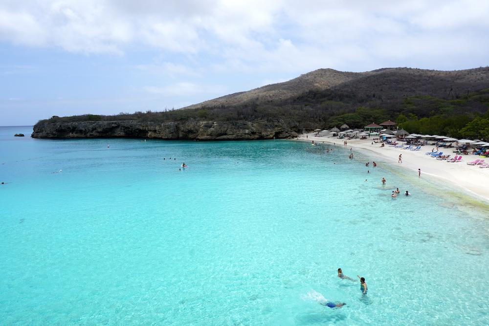 Leukste stranden Curaçao: Grote Knip