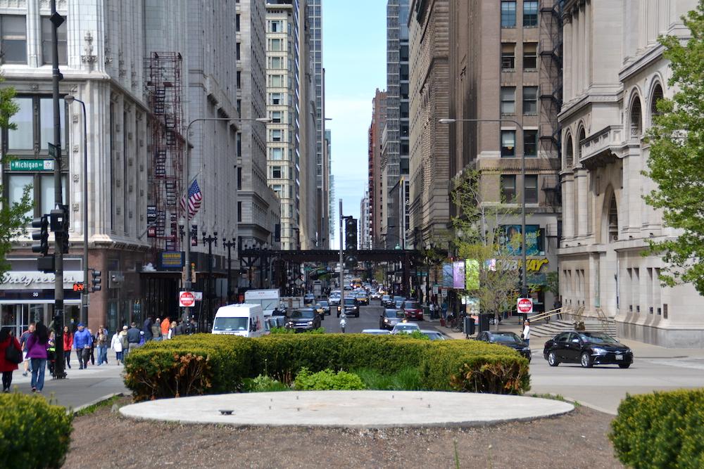 Bezienswaardigheden Chicago: Magnificent Mile