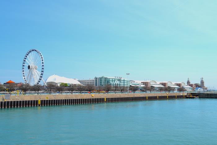 Bezienswaardigheden Chicago: Navy Pier