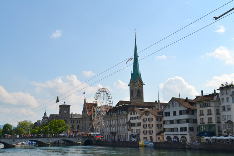 stedentrip zurich tips