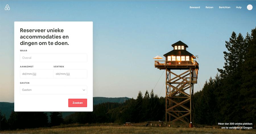 Betrouwbare websites vakantiehuizen