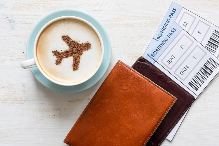 geld besparen vliegticket