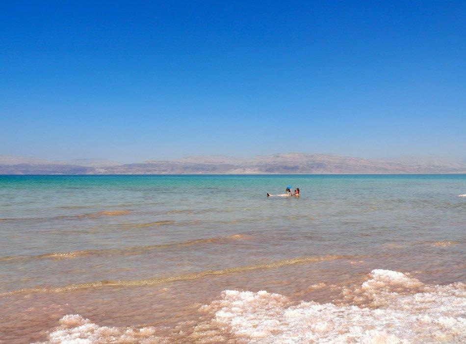 Dode Zee Israel