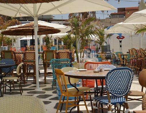 Restaurants Tel Aviv