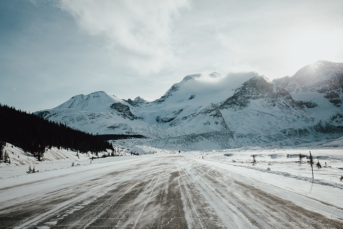 Icefiels Parkway