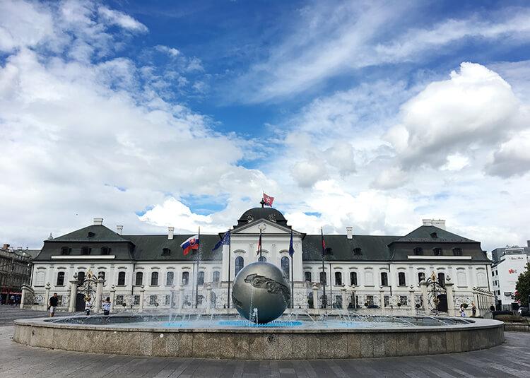 Grassalkovich Palace Bratislava
