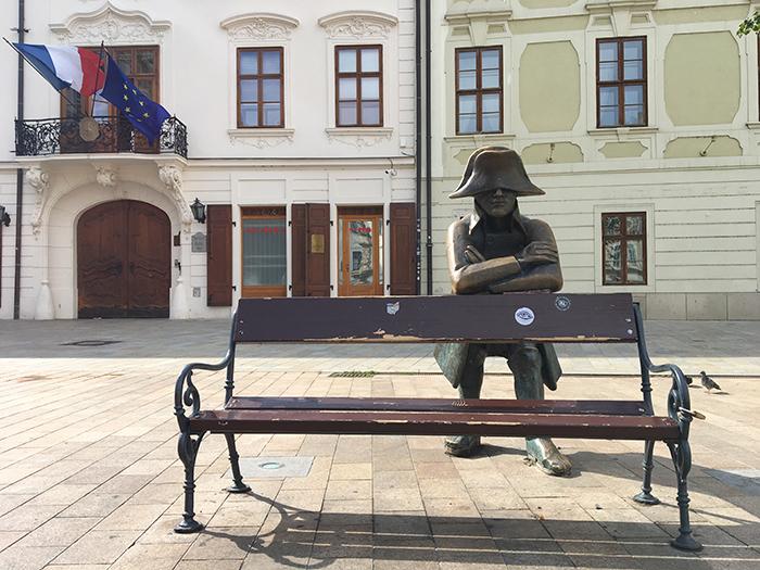 Beeldenroute Bratislava