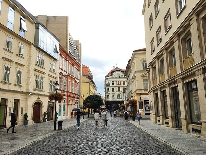 Bezienswaardigheden Bratislava