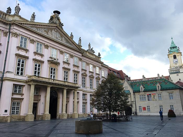 Primate's Palace Bratislava